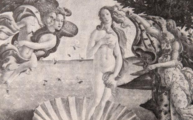 ギリシャ 神話 美 の 女神