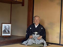旧渋沢邸「中の家(なかんち)」アンドロイド